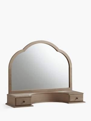 John Lewis & Partners Etienne Gallery Mirror, Oak, 68 x 83.5cm