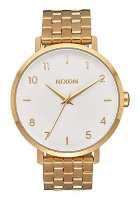Nixon Arrow A1099 - - 59M Water Resistant Women's Analog Classic Watch (38mm Watch Face