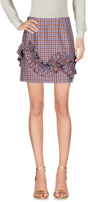 Jucca Mini skirts - Item 35366046