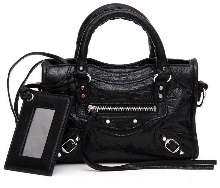 Balenciaga Balenciaga 'classic Nano City' Crossbody Bag