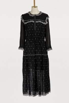 Etoile Isabel Marant Eina cotton dress