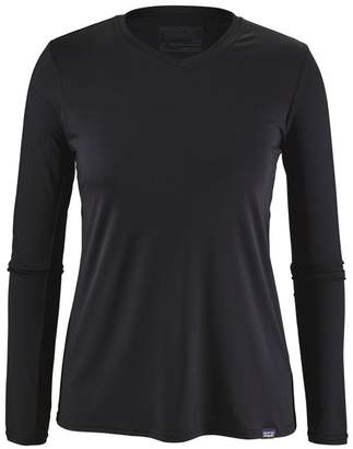 Patagonia Women's Capilene® Daily Long-Sleeved T-Shirt