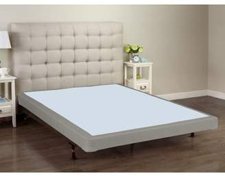 """Continental Sleep, 4"""" Fully Assembled Box Spring/Foundation for Mattress, Twin Size"""
