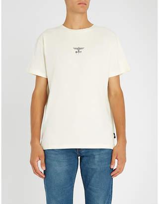 Boy London Warhol-print cotton-jersey T-shirt