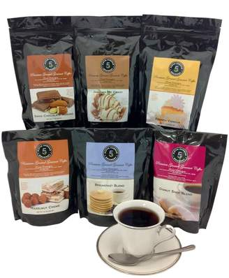 6-pk. Fifth Avenue Gourmet Coffee