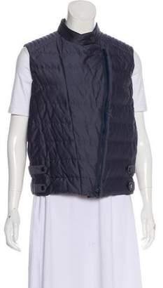 Brunello Cucinelli Down Puffer Vest