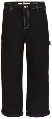 Black Carpenter Fit Jeans $75 thestylecure.com