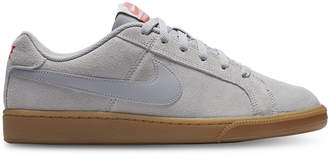 Nike Men's Court Royale Suede Casual Sneakers from Finish Line