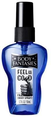 Body Fantasies ボディファンタジー ボディスプレー FEEL SO GOOD 50ml