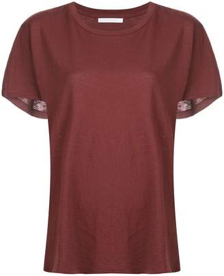 John Elliott flared T-shirt