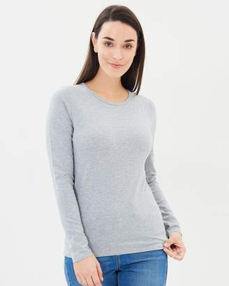 Cotton On Everyday Long Sleeve Top