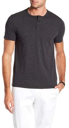Original Penguin Short Sleeve Henley Tee