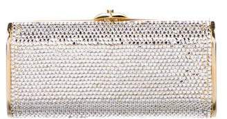 Judith Leiber Swarovski-Embellished Evening Bag