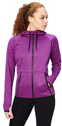 Core 10 Women's Chill Out Fleece Full-Zip Hoodie (XS-XL