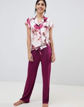 Ted Baker Porcelain Rose Jersey Pyjama Pant