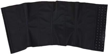 letlreA3 Women Natural Latex Waist Cincher Slimming Corsets Shapewear Push Up Vest