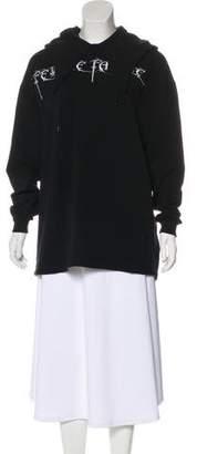 Balenciaga 2017 Femme Fatale Sweatshirt