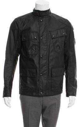 Belstaff Coated Field Jacket