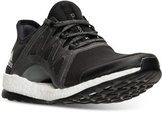 adidas Women's Pure Boost Xpose Running Sneakers from Finish Line $130 thestylecure.com