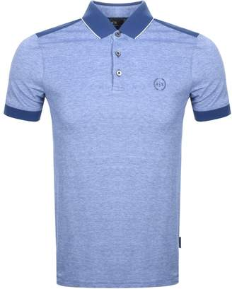 2d7a919334 Armani Exchange Polo Shirts - ShopStyle UK