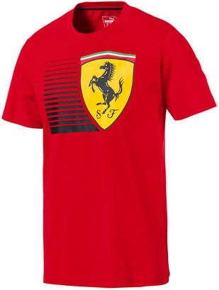 Puma Men Ferrari Big Shield T-Shirt