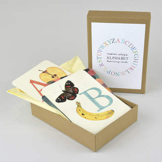 Naomi Stay Alphabet Illustrated Flash Learning Cards