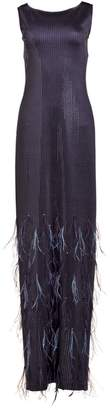 St. John Luxe Milano Knit Gown
