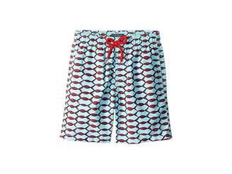 f7fb8bc57c91d Vilebrequin Kids Fishnet Swim Trunk (Big Kids)