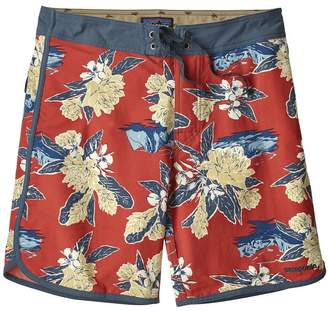 Patagonia Men's Scallop Hem Stretch Wavefarer® Boardshorts - 18""