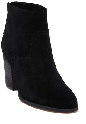 Splendid Hila High Suede Above Ankle Boot
