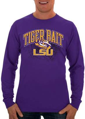 NCAA Russell LSU Tigers Men's Long T-Shirt