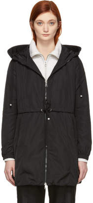 Moncler Black Topaz Coat