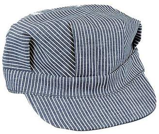 Rothco Hickory Striped Blue and White Train Engineer Hat
