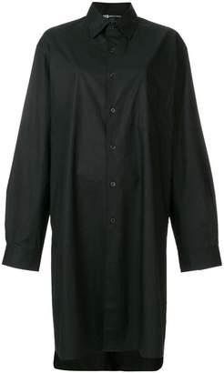 Y-3 shirt midi dress