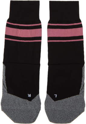 Falke District Vision Black and Pink Edition Sindo Socks