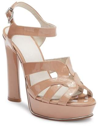 Kenneth Cole New York Nealie Patent Leather Sandal