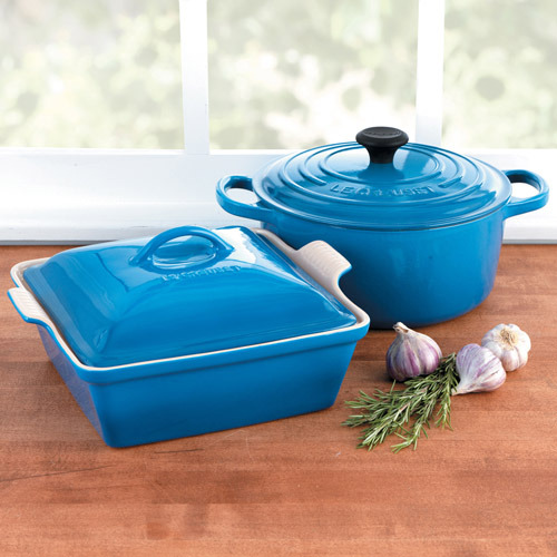 Le Creuset French Oven & Covered Casserole Set