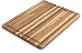Proteak Renewable Forestry Teakhaus Edge Grain Reversible Cutting Board
