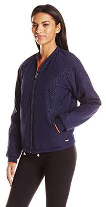 Bench Women's Reversible Bomber Jacket