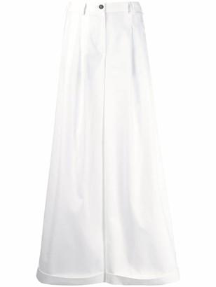 Jejia high-waisted palazzo pants