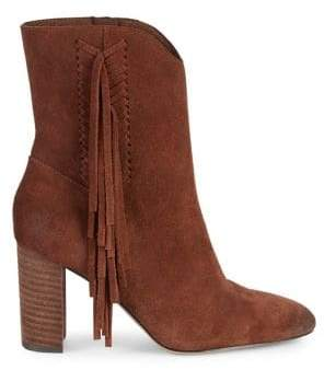 Charles by Charles David Boulder Suede Booties