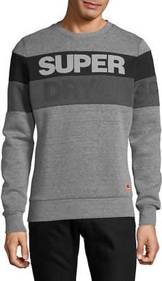 Superdry Crew Neck Long Sleeve Sweater
