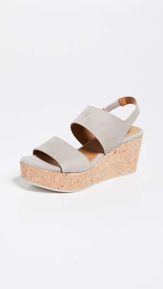 Coclico Glassy Platform Sandals