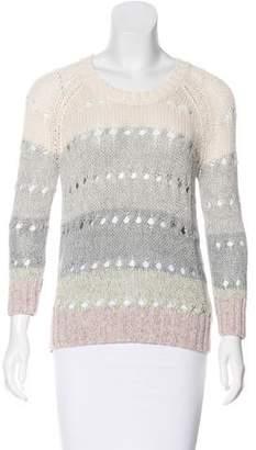 Steven Alan Knit Long Sleeve Sweater