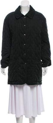 Hermes Padded Quilted Jacket