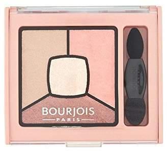 Bourjois Quad Smoky Stories Eyeshadow Tomber Des Nudes 14