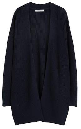 Violeta BY MANGO Chunky knit cardigan