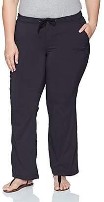 Columbia Women's Plus Size Anytime Outdoor Full Leg Pant
