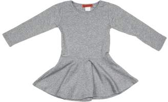 Funkyberry Solid Cotton Tunic