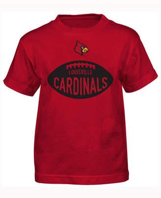 NCAA Outerstuff Louisville Cardinals T-Shirt, Little Boys (4-7)